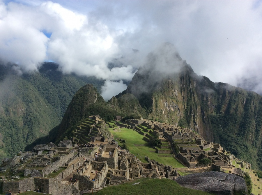 Machupicchu day tour from Cusco