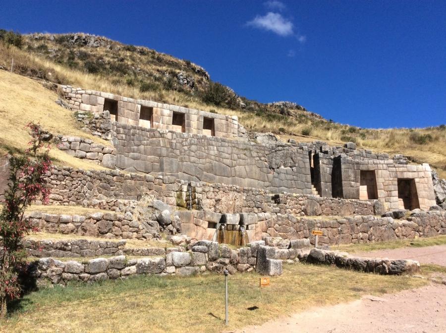 Tambomachay Inca site with 4 days tour Cusco