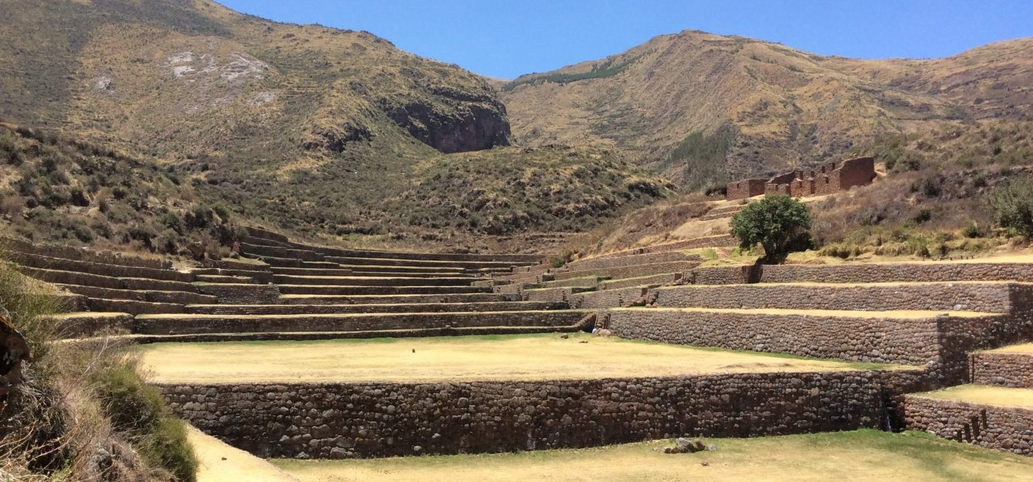 Tipon Inca site tour with mystical touch in Peru