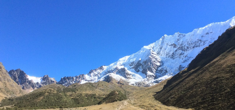 tour Salkantay trekking Peru