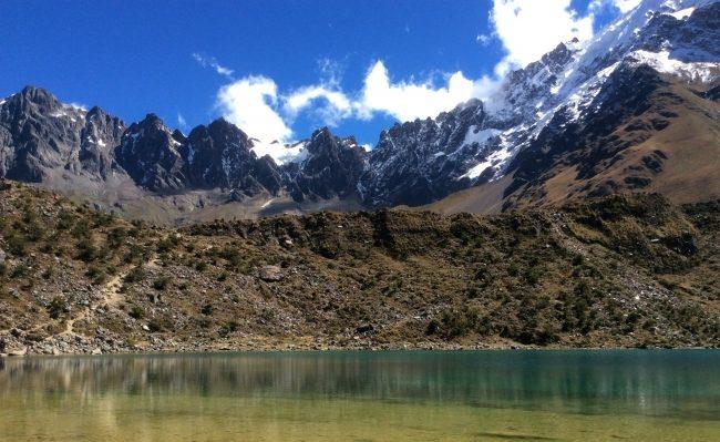 Peru Salkantay trekking 2 days
