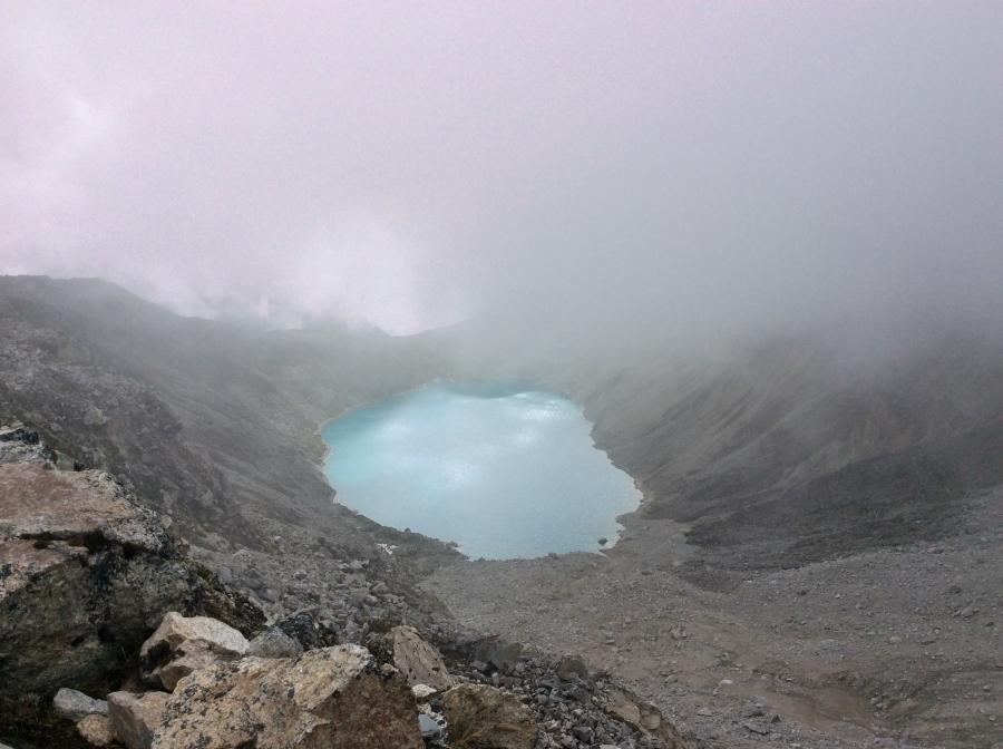 Salkantay lake trek Cusco Peru
