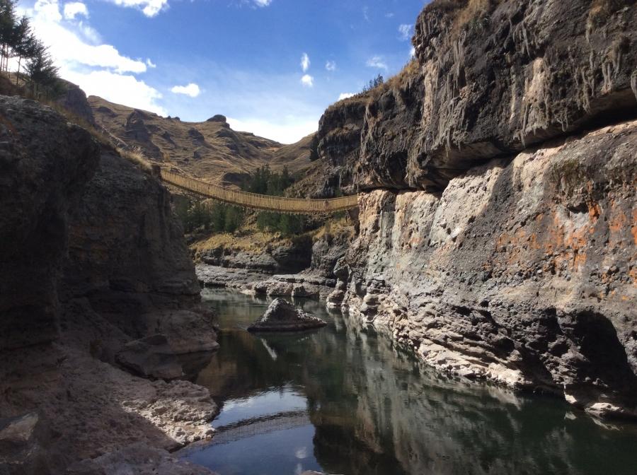 Qeswachaka day tour Cusco Peru