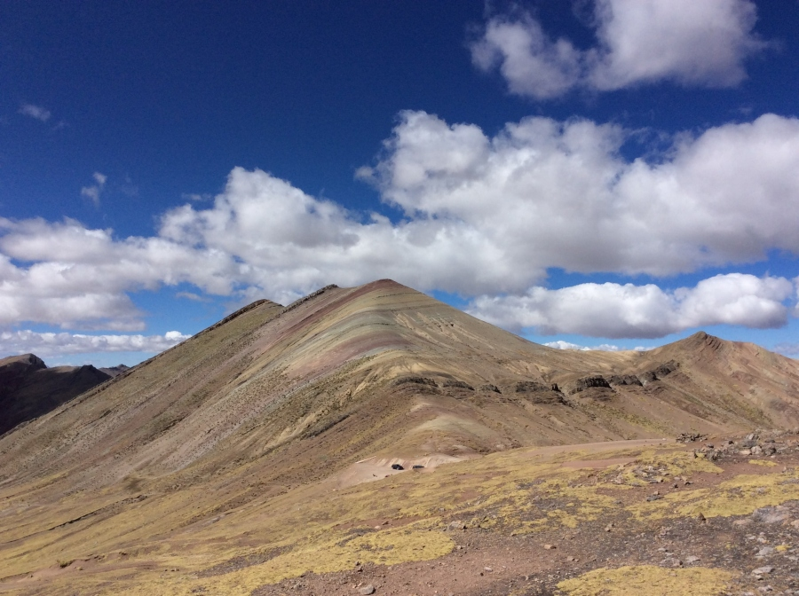 day tour to Palccoyo rainbow mountain tour Peru