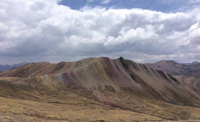 Palccoyo rainbow mountain day trek from Cusco