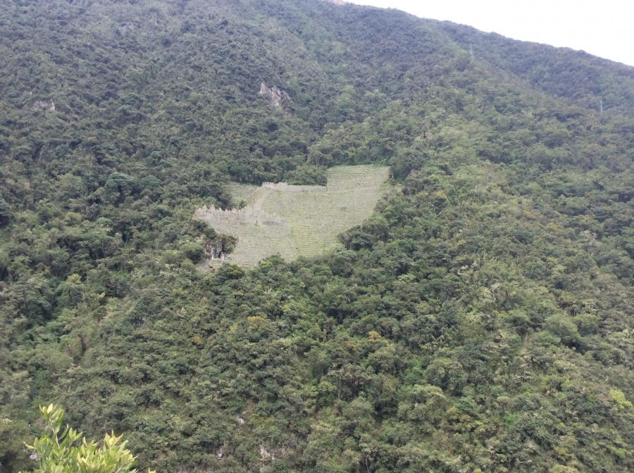 Inca trail one day trek to MachuPicchu