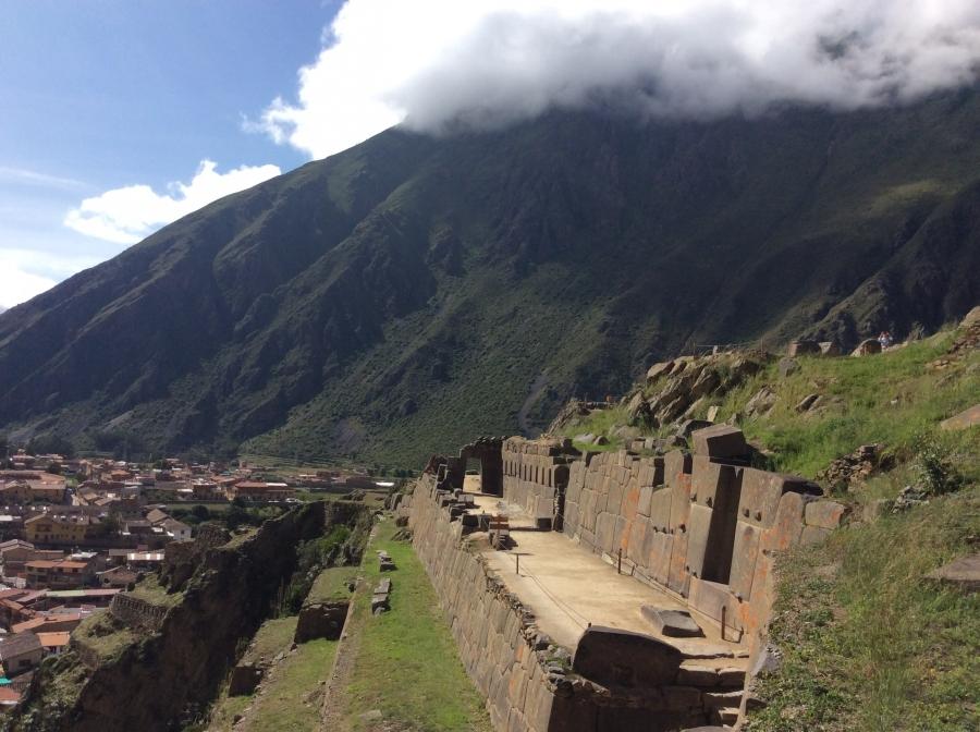 Ollantaytambo day tour Cusco Peru