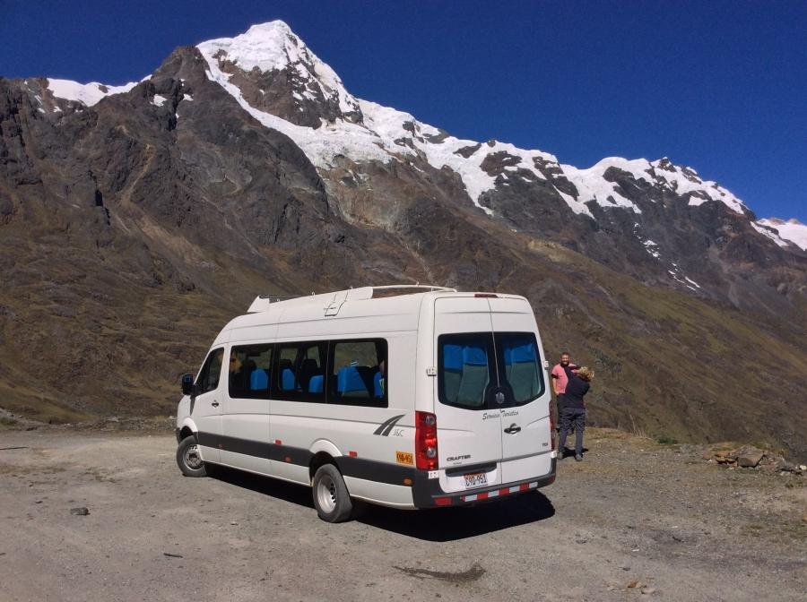 Cusco Van transport tour