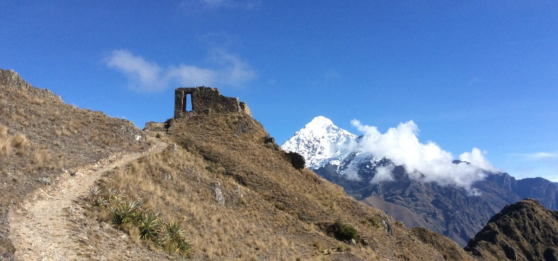 trekking Inca quarry in Peru 3 days