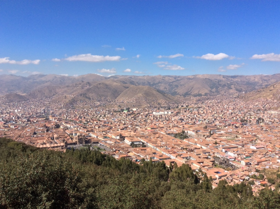Cusco city tour with private tour guide Peru