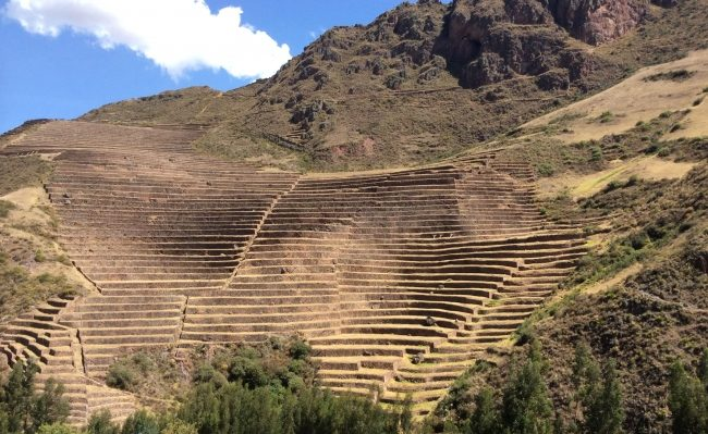 Sacred valley day tour Cusco Peru