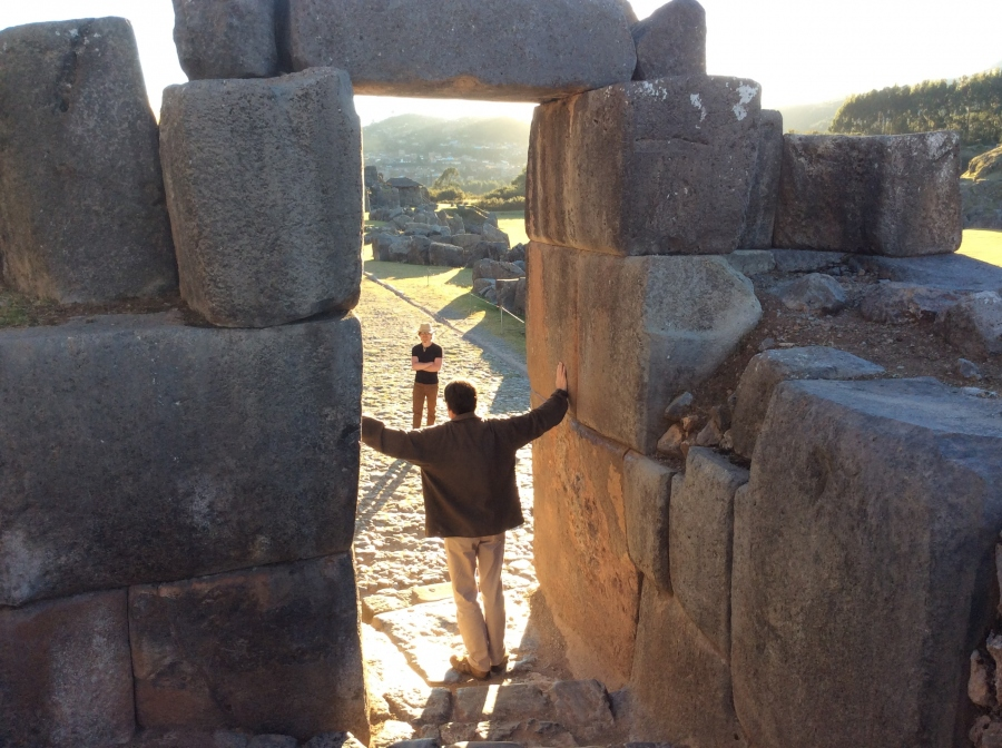 city tour Cusco with Saqsayhuaman in Peru