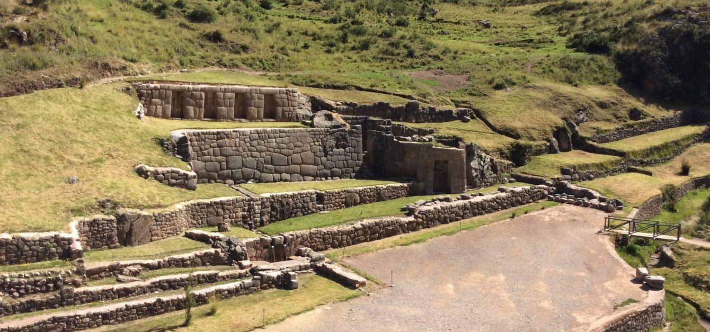 Cusco city tour with Tambomachay Perú