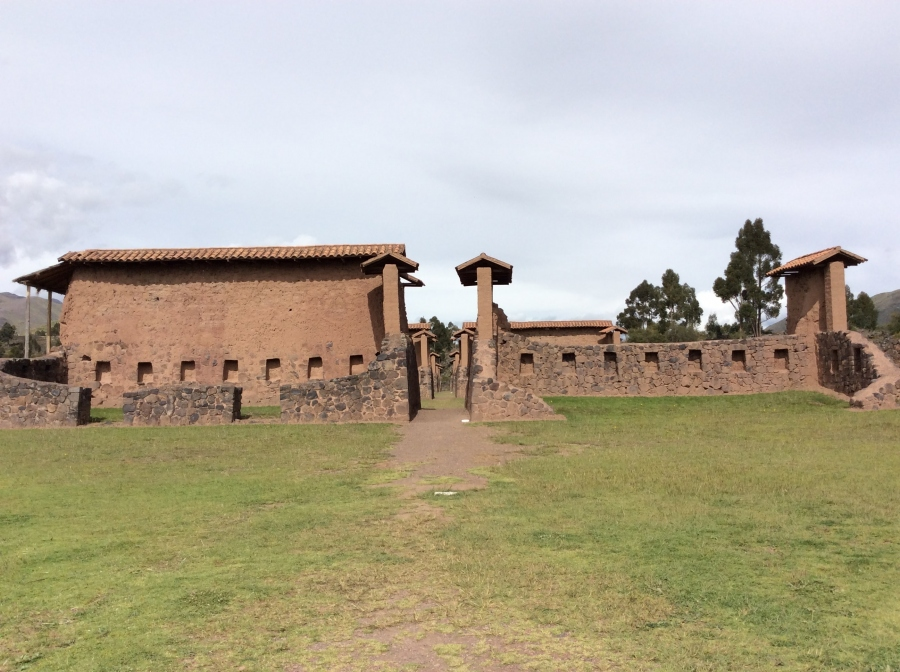 Raqchi  Cusco tour Inca site