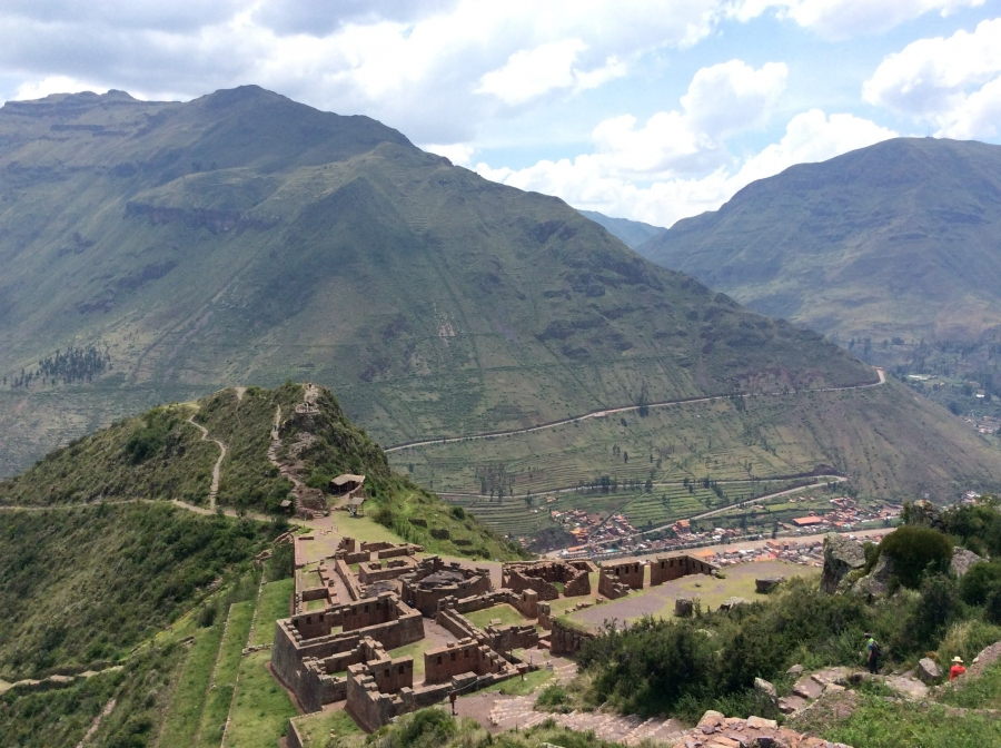 pachamama food with Pisac tour in Peru
