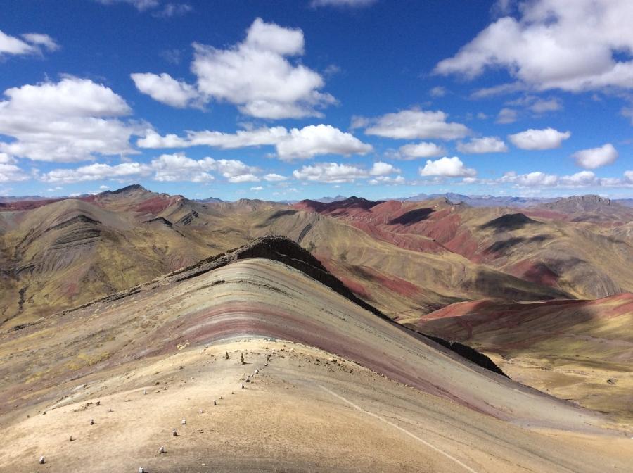 Day tour to Palccoyo rainbow mountain Peru