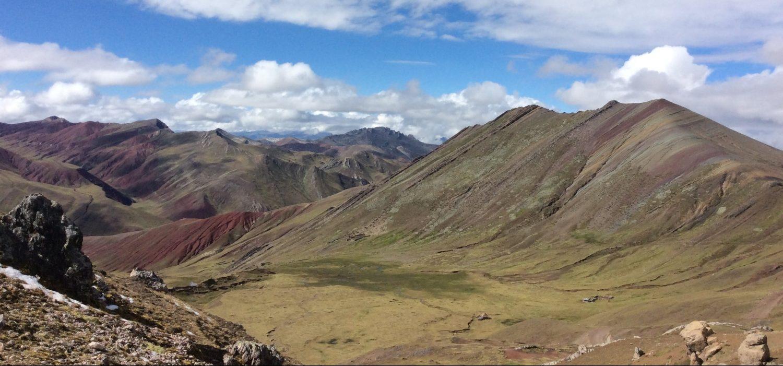 van transport to Palccoyo then Puno