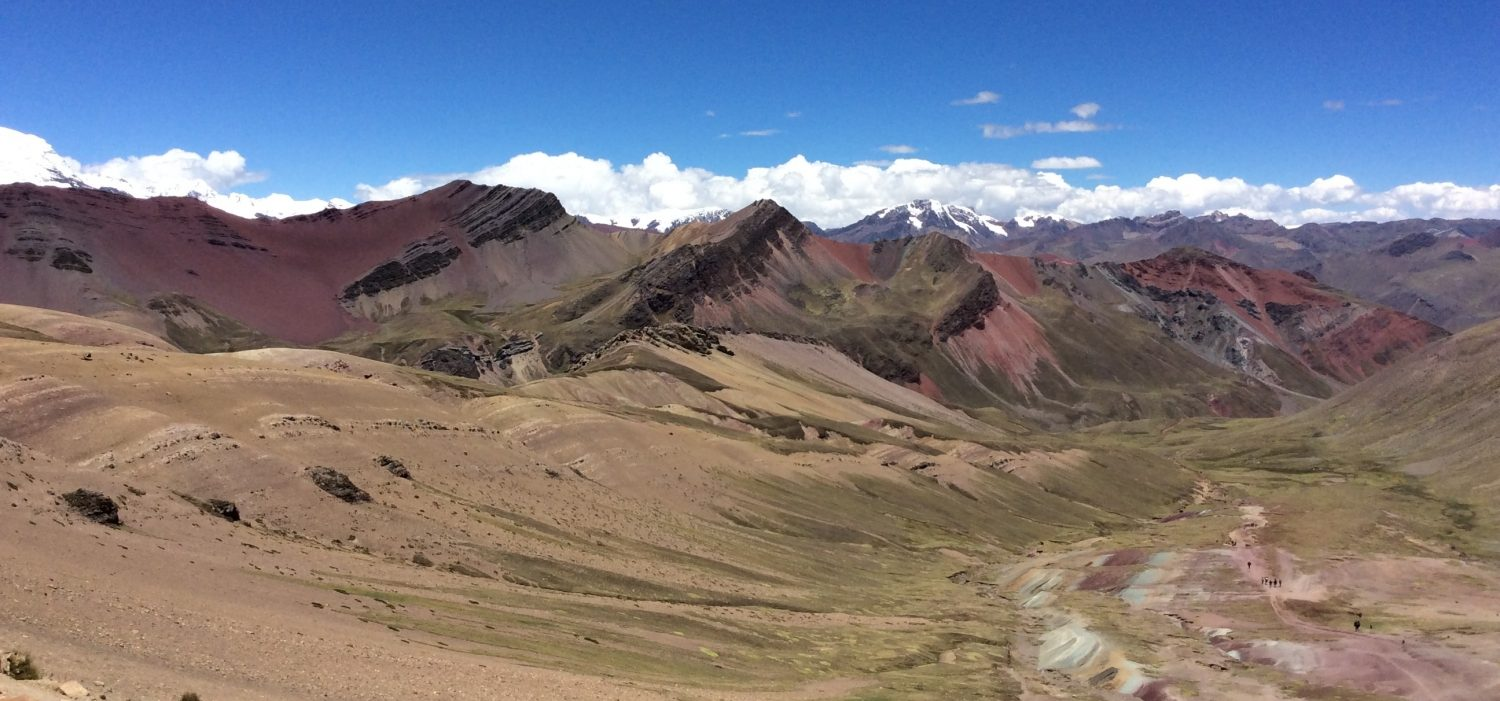 Trekking Vinicunca rainbow mountain Cusco