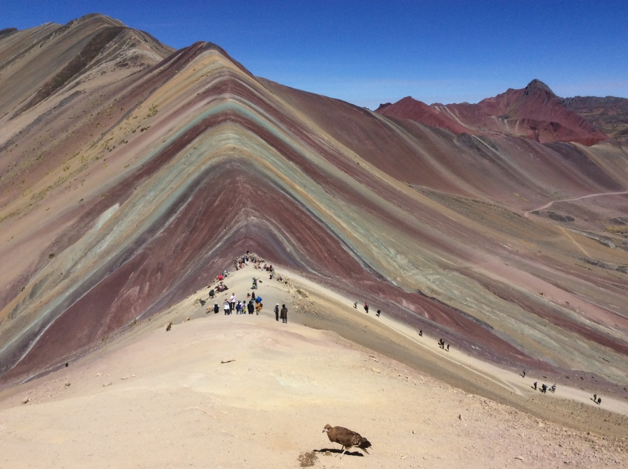 Vinicunca day tour rainbow mountain Cusco