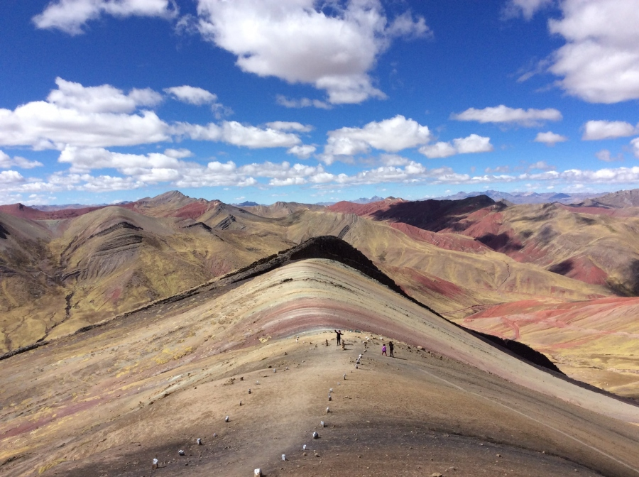 Day tour to Palccoyo rainbow mountain