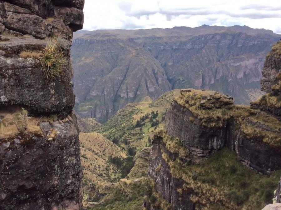 Waqrapukara  Day Tour Cusco Peru